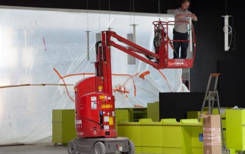 Nacelle électrique toucan 11m